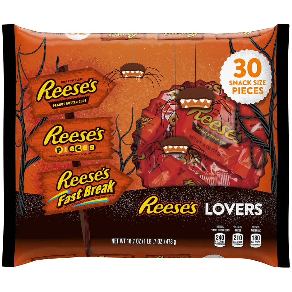 Reese's Lovers' Assortment 30 ct Bag
