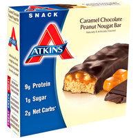 Atkins® Caramel Chocolate Peanut Nougat Bars 5-1.6 oz. Bars