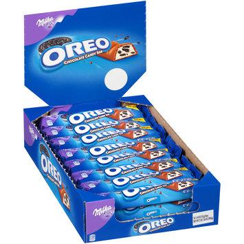 Milka Oreo Chocolate Candy Bar 24-1.44 oz. Box