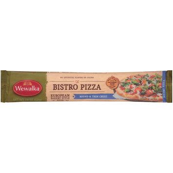 Wewalka Bistro Pizza Round & Thin Crust 7.8 oz. Pack