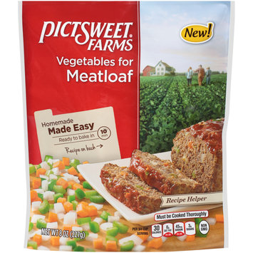 Pictsweet® Farms Vegetables for Meatloaf 8 oz. Stand Up Bag