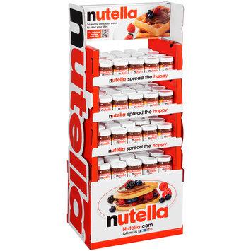 Nutella® Hazelnut Spread Display