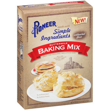 Pioneer® Buttermilk Baking Mix 20 oz. Box