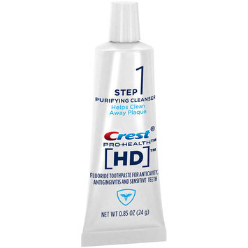 Crest Pro-Health HD Daily Two-Step Toothpaste System Single