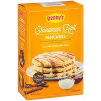 Denny's® Cinnamon Roll Pancake Mix 19.5 oz. Box