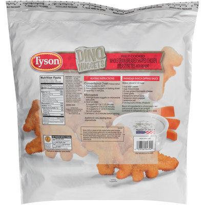 Tyson® Honey BBQ Flavored Chicken Strips 56 oz. Bag
