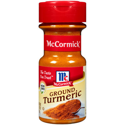 McCormick® Ground Turmeric 1.87 oz. Shaker