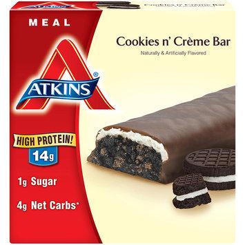 Atkins® Cookies n' Creme Bar 5-1.08 oz. Bars