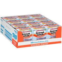 Maruchan® Chicken Flavor 35% Less Sodium Ramen Noodle Soup 2.15 oz. Cup