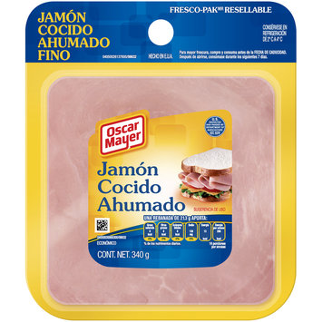 Oscar Mayer Jamon Cocido Ahumado 12 oz. Pack
