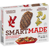 SmartMade™ by Smart Ones® Grilled Peppercorn Beef & Vegetables 9 oz. Box