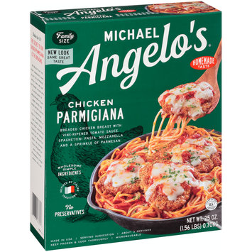Michael Angelo's® Chicken Parmigiana 25 oz. Box