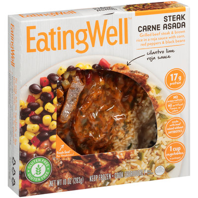 EatingWell™ Steak Carne Asada 10 oz. Box