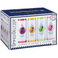 SpikedSeltzer® Variety Pack Beer 12-12 fl. oz. Cans