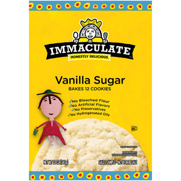 Immaculate™ Vanilla Sugar Cookies 12 ct Pack