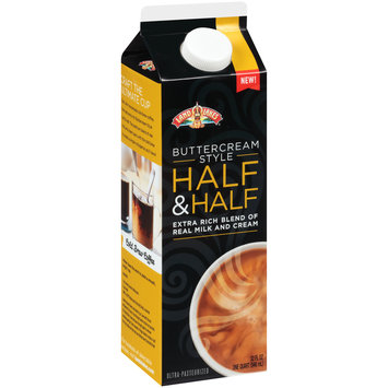 Land O Lakes® Buttercream Style Half & Half 32 fl. oz. Carton