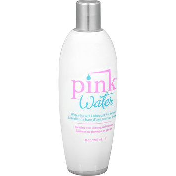 Pink® Water-Based Lubricant for Women 8 oz. Squeeze Bottle