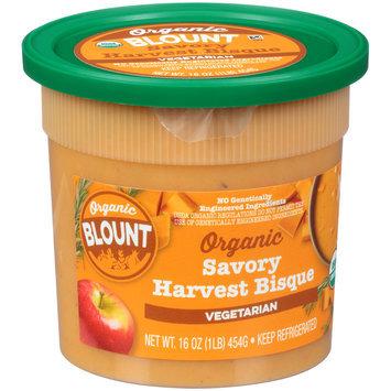 Blount Organic Vegetarian Organic Savory Harvest Bisque 16 oz. Tub