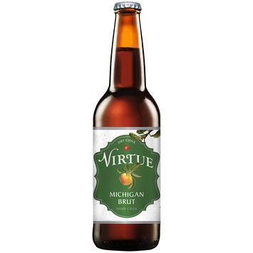 Virtue Michigan Brut Dry Hard Cider 4-12 fl. oz. Bottles