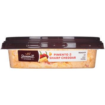 Stonemill® Kitchens Pimento & Sharp Cheddar Premium Dip 10 oz. Tub