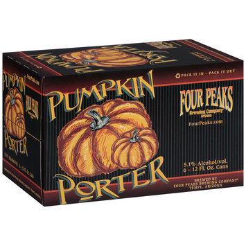Four Peaks Brewing Company® Pumpkin Porter Beer