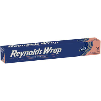 Reynolds Wrap® Aluminum Foil 55 sq. ft. Box