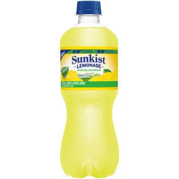 Sunkist Lemonade, 20 Fl Oz Bottle