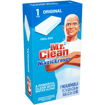Mr. Clean® Magic Eraser Trial Size Cleaning Pad
