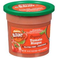 Blount Organic Gluten Free Vegetarian Organic Tomato Bisque 16 oz. Tub