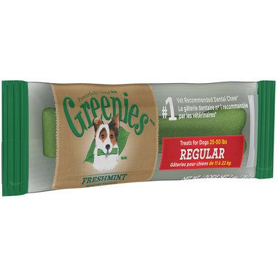 Greenies™ Freshmint Regular Dog Treat 1 oz. Wrapper