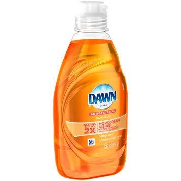 Dawn® Ultra Orange Scent Antibacterial Hand Soap Dishwashing Liquid 8 fl. oz. Bottle