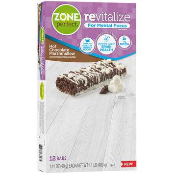 Zone Perfect® Revitalize Hot Chocolate Marshmallow Nutrition Bars 12-1.41 oz. Bars