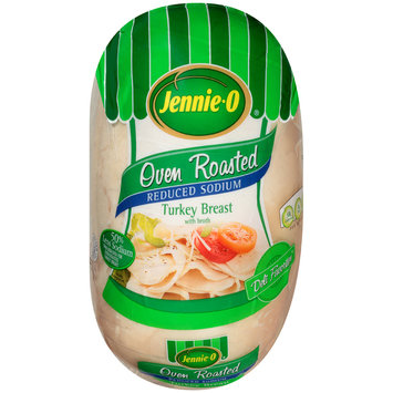 Jennie-O® Deli Favorites® Reduced Sodium Oven Roasted Turkey Breast