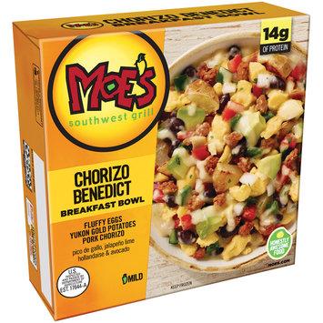 Moe's® Mild Chorizo Benedict Breakfast Bowl 8 oz. Box