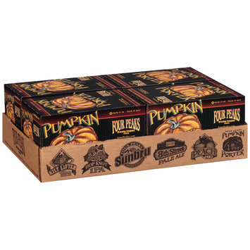 four peaks brewing company® pumpkin porter 2