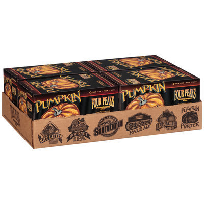 Four Peaks Brewing Company® Pumpkin Porter 24-12 fl. oz. Cans