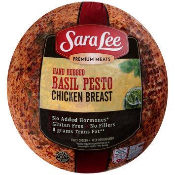 Sara Lee® Premium Meats Hand Rubbed Basil Pesto Chicken Breast