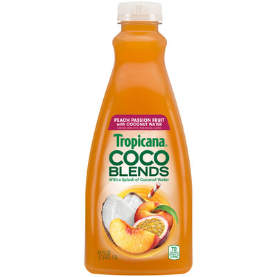 Tropicana® Coco Blends Peach Passion Fruit With Coconut Water