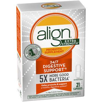 Align Extra Strength Probiotic Supplement Capsules 21 ct Box