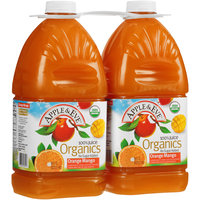 Apple & Eve® Organics No Sugar Added Orange Mango 100% Juice 2-96 fl. oz. Bottles
