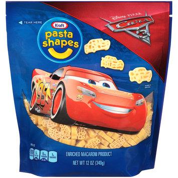 Kraft Disney/Pixar Cars 3 Pasta Shapes 12 oz. Pouch