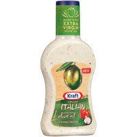 Kraft Olive Oil Creamy Italian Dressing 14 fl. oz. Bottle