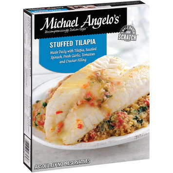Michael Angelo's® Stuffed Tilapia 9 oz. Box