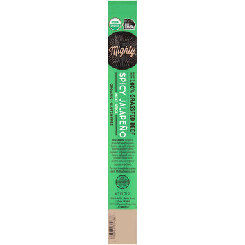 Mighty Organic™ Spicy Jalapeno Meat Stick 0.75 oz. Pack