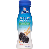 LALA® Prune Cereal Yogurt Smoothie