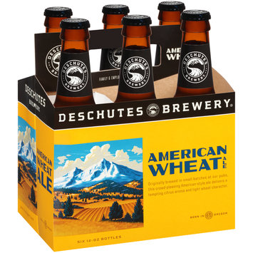 Deschutes Brewery® American Wheat Ale Beer 6-12 oz. Bottles