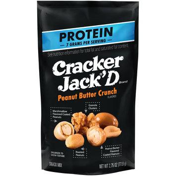 Cracker Jack'D® Peanut Butter Crunch Snack Mix 2.75 oz. Bag