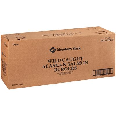 Member's Mark™ Wild Caught Alaskan Salmon Burgers 12-12 ct Boxes
