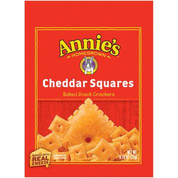 Annie's™ Cheddar Squares 0.75 oz. Bag