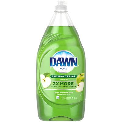 Dawn Ultra Antibacterial Dishwashing Liquid, Apple Blossom, 41 fl oz